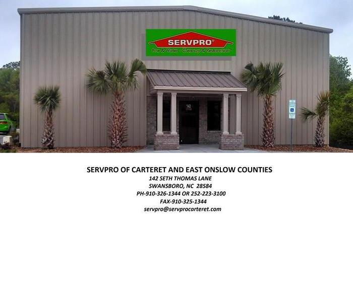 SERVPRO of Carteret and East Onslow Counties