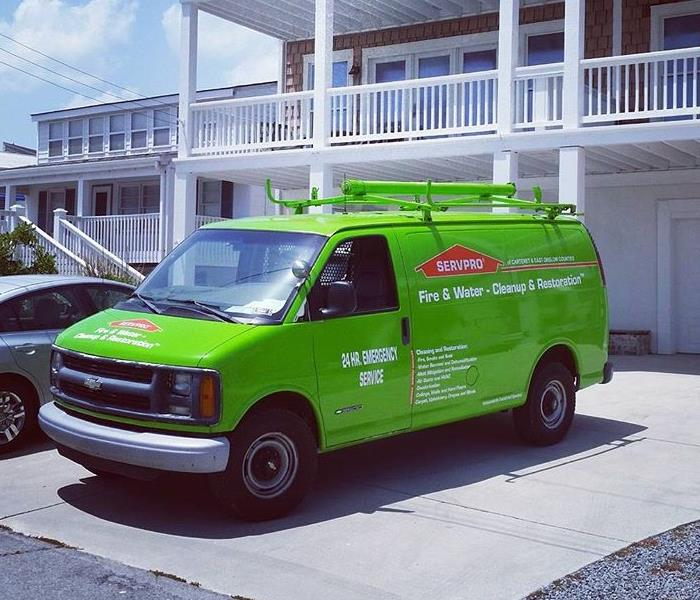 General For Immediate Service in Carteret & East Onslow Counties, Call SERVPRO