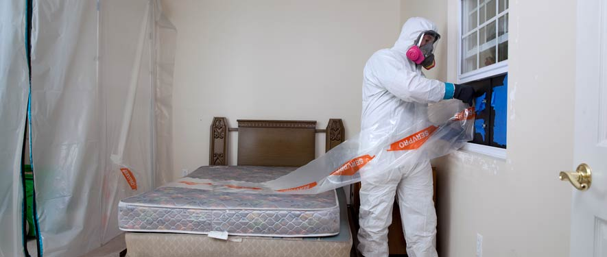 Jacksonville, NC biohazard cleaning